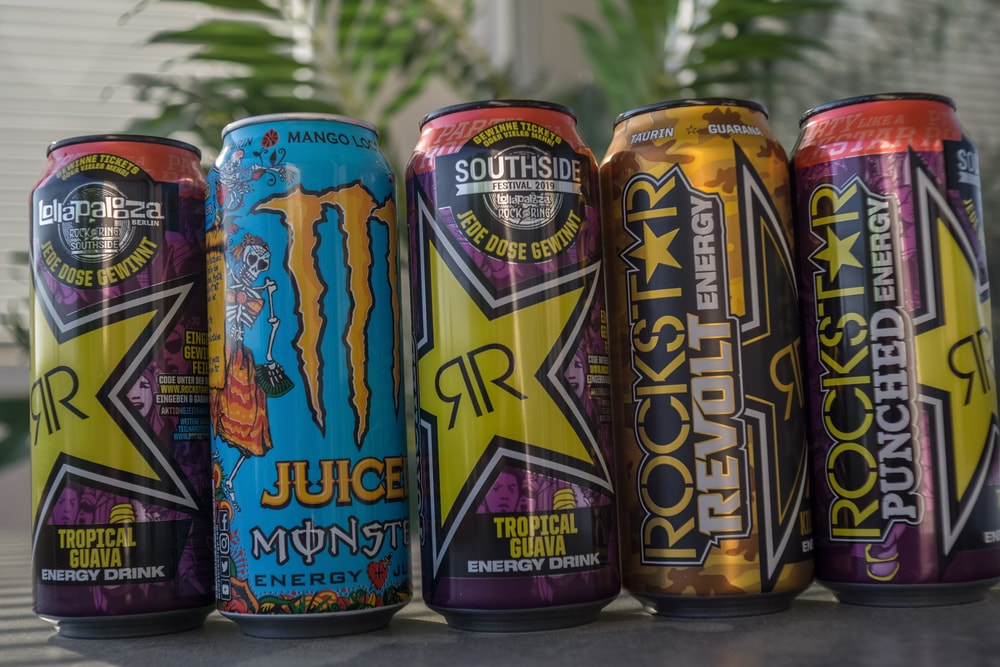 How Much Does It Cost to Start an Energy Drink