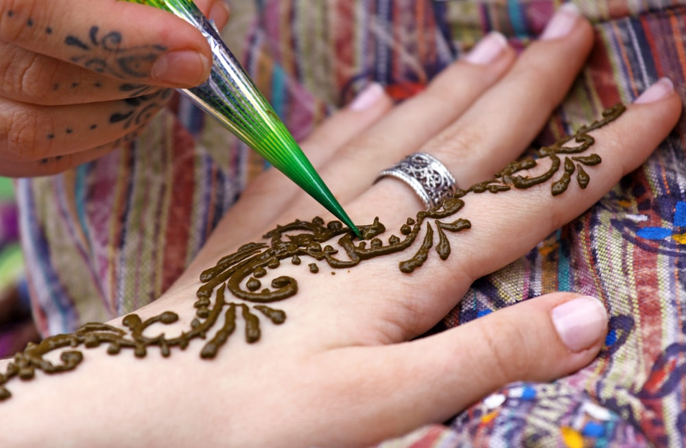 How much does Henna Cost
