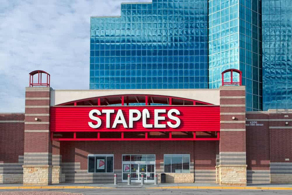 How Much Does It Cost to Scan Documents at Staples?